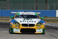 #96 Turner Motozrsport BMW M6 GT3: Jens Klingmann, Justin Marks, Jesse Krohn