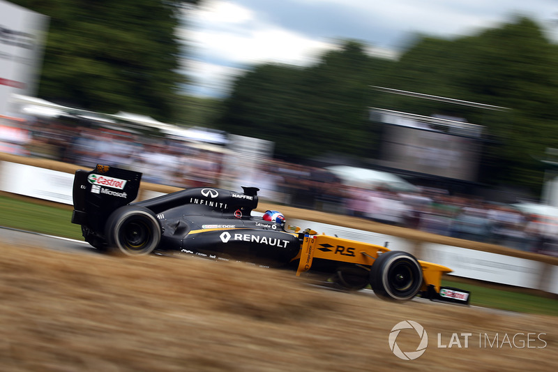 Jolyon Palmer, Renault