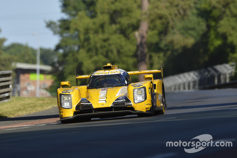 11. LMP2: #29 Racing Team Nederland, Dallara P217 Gibson