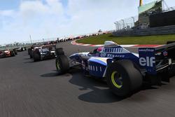 Foto del video juego F1 2017