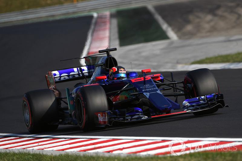 15 місце — Данііл Квят (Росія, Toro Rosso) — коефіцієнт 1501,00