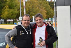 Sylvain Burkhalter und Beat Wyssen