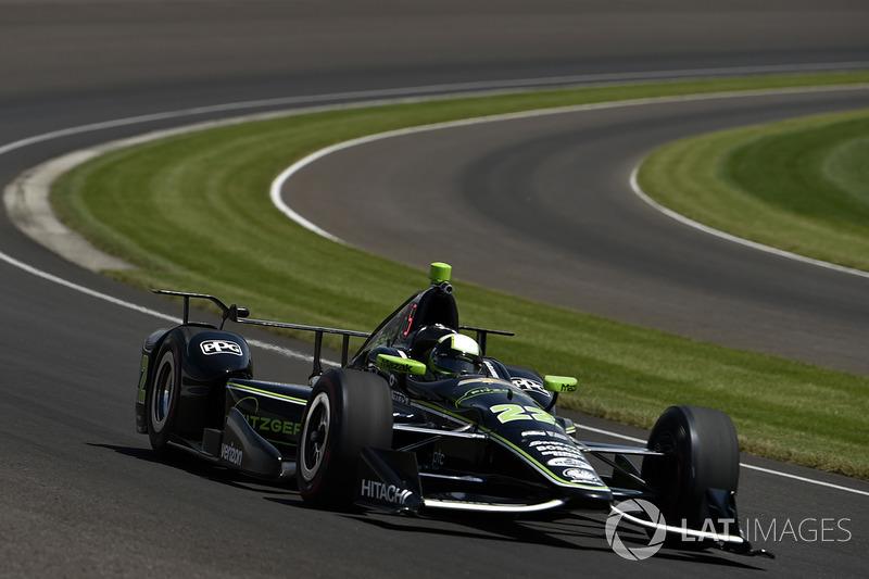 22. Хуан-Пабло Монтойя, Penske Chevrolet