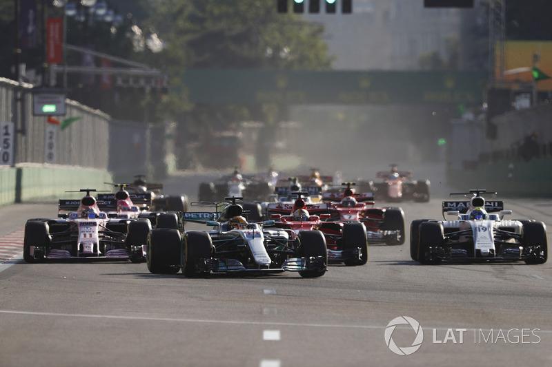 F1 Así queda la F1 tras el GP de Azerbaiyán