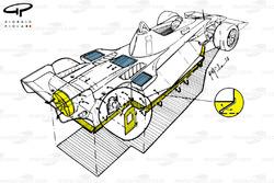 Brabham BT46B 1978 fan car detail view