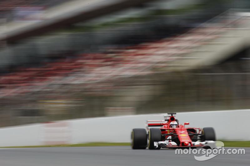 Funkenflug: Kimi Räikkönen, Ferrari SF70H