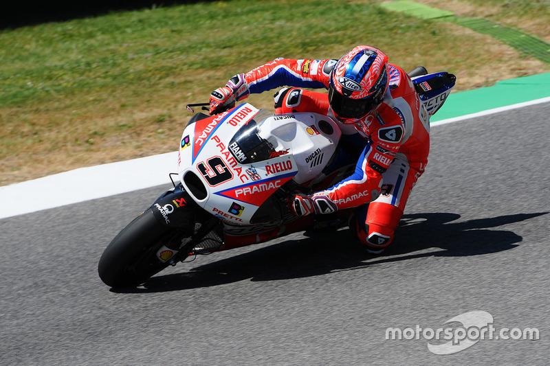 Данило Петруччи, Octo Pramac Racing