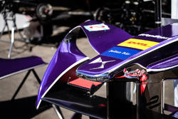 DS Virgin Racing ala delantera