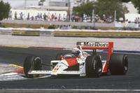 Ален Прост, McLaren MP4/4 Honda
