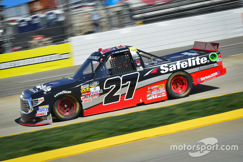 Ben Rhodes, ThorSport Racing, Toyota