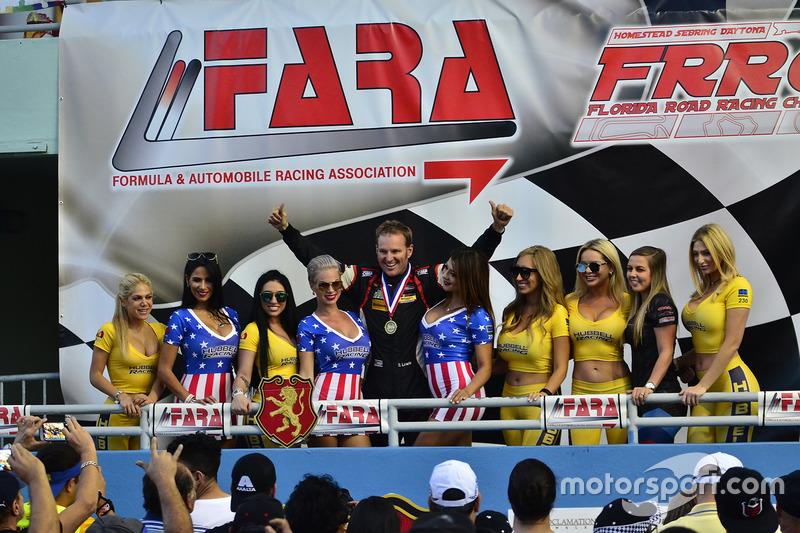 Shane Lewis de MGM Motorsports