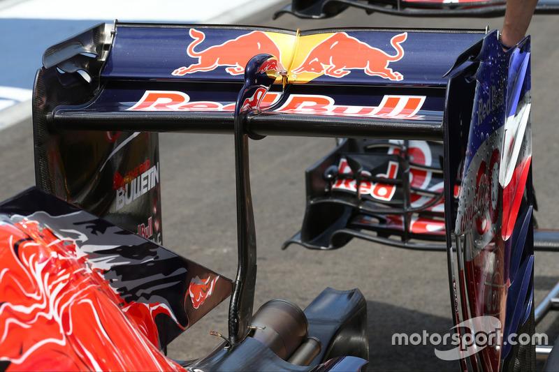 Red Bull Racing RB12 detalle