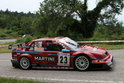 Marco Gramenzi, Alfa Romeo 155 ITC