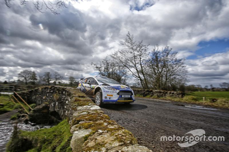Alastair Fisher, Ford Fiesta R5