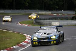 #101 Walkenhorst Motorsport powered by Dunlop, BMW M6 GT3: Matias Henkola, Kazunori Yamauchi, Max Sandritter
