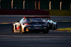 #84 AMG - Team HTP Motorsport Mercedes-AMG GT3: Dominik Baumann, Jazeman Jaafar, Maximilian Buhk