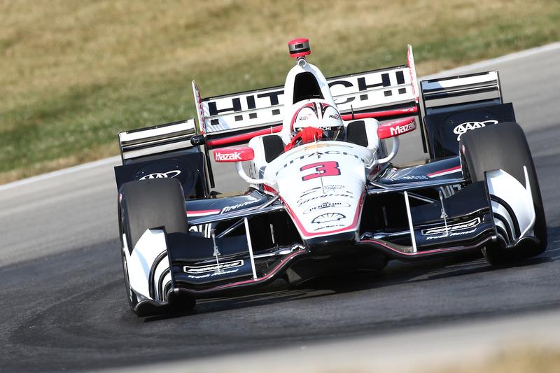 Еліо Кастроневес, №3, Team Penske Chevrolet