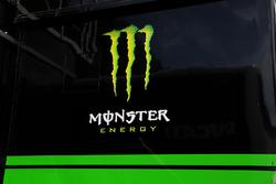 Логотип Monster Energy