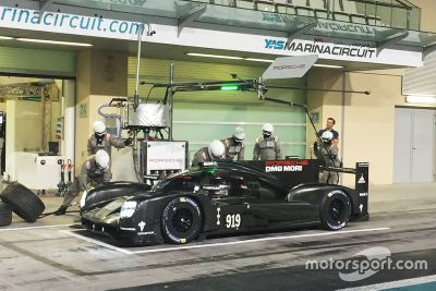 Porsche 919 Hybrid pruebas