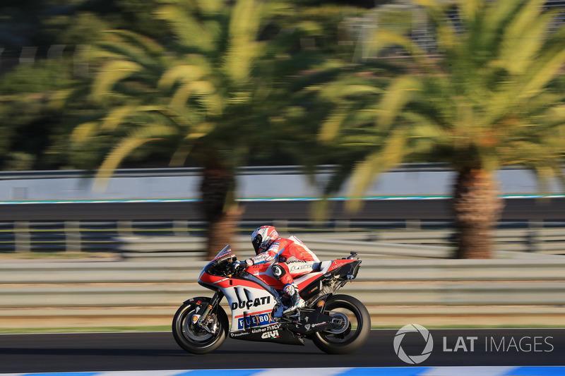 13. Андреа Довіціозо (MotoGP) - 54 бали