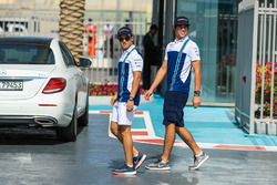 Felipe Massa, Williams and Lance Stroll, Williams