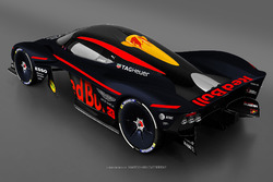 Valkyrie Red Bull livery 7