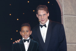 Lewis Hamilton ve Jacques Villeneuve