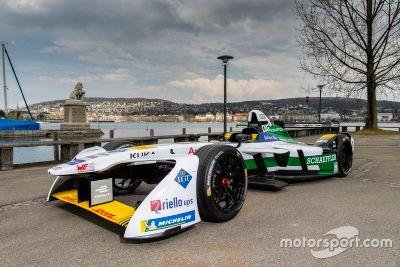 Conferenza stampa Audi Sport a Zurigo