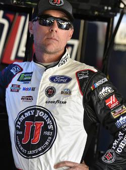 Kevin Harvick, Stewart-Haas Racing, Ford Fusion Jimmy John's