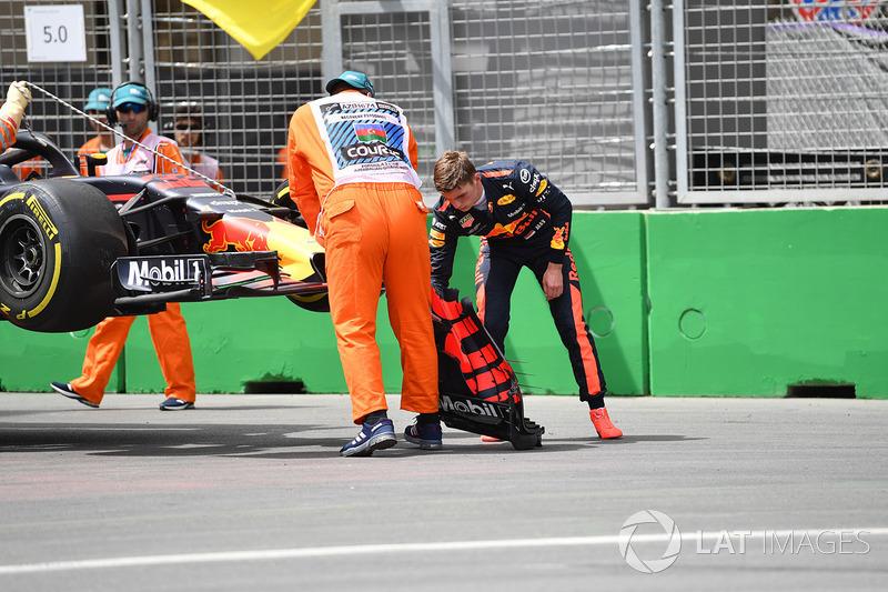 GP Azerbaijan - Max Verstappen (FP1)