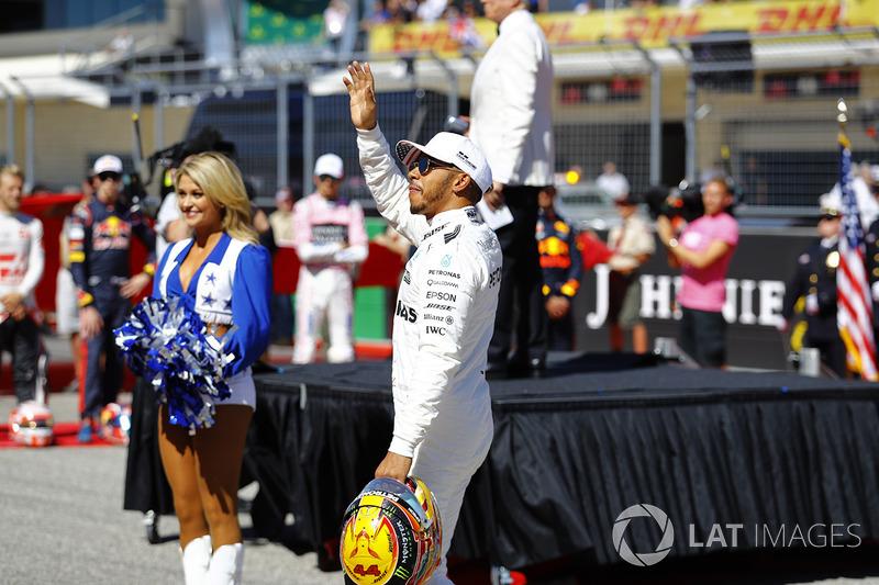 F1 Así queda el mundial de F1 tras el GP de Estados Unidos