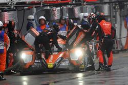 #26 G-Drive Racing ORECA 07-Gibson: Roman Rusinov, Pierre Thiriet, James Rossiter