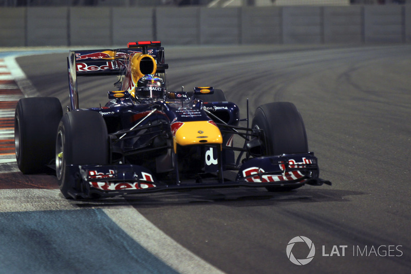 28. Red Bull Racing RB6, Formula 1