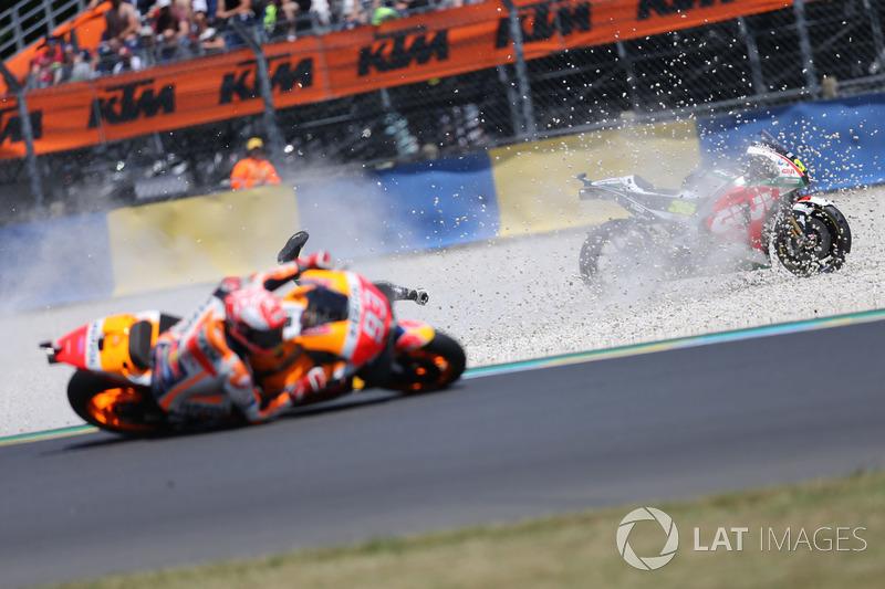 MotoGP Prancis: Cal Crutchlow, Team LCR Honda