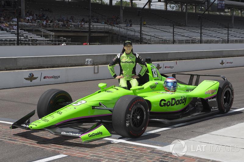 7. Danica Patrick, Ed Carpenter Racing, Chevrolet