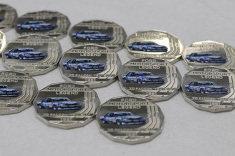 Ford Motorsport coins