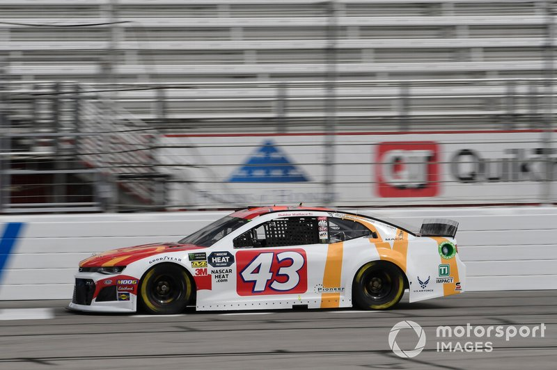 29. Darrell Wallace Jr., Richard Petty Motorsports, Chevrolet Camaro McDonald's