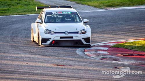 TCR DSG Endurance, Test di Adria
