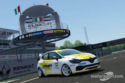 Annuncio Clio Cup Esports