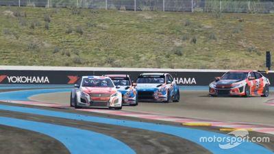 TCR Europe SIM Racing
