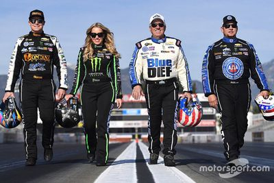 John Force Racing drivers unveil