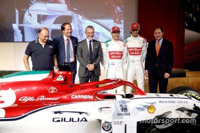 Alfa Romeo Monza renk düzeni