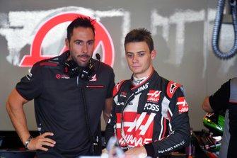 Louis Deletraz, Haas F1