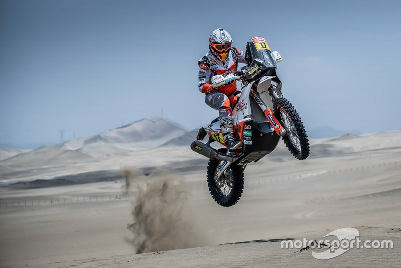 #17 Red Bull KTM Factory Racing: Laia Sanz