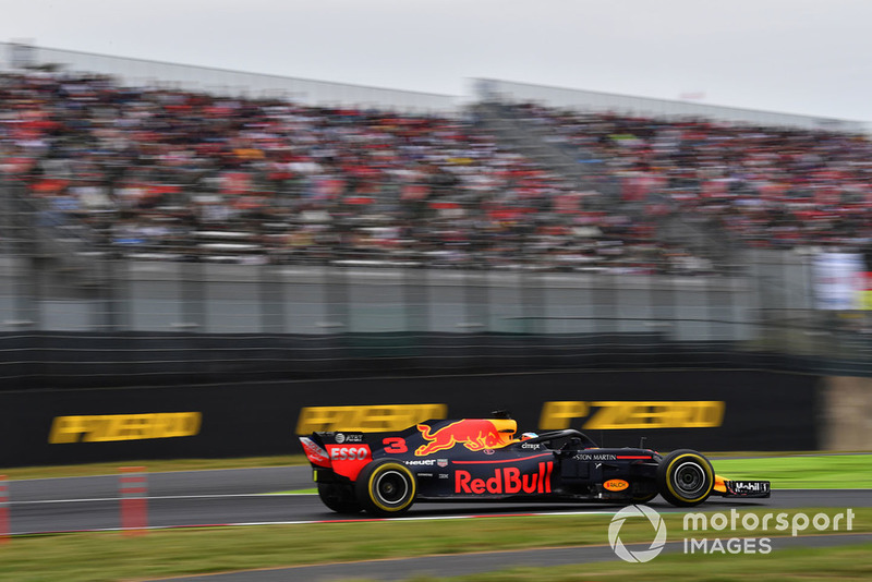 15. Daniel Ricciardo, Red Bull Racing RB14