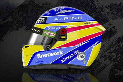 Präsentation: Alpine A521