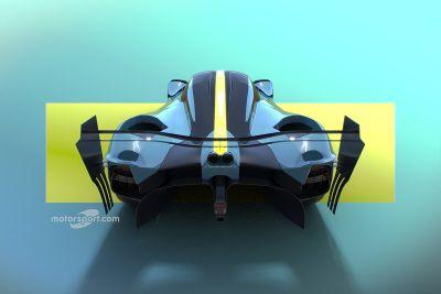 Annuncio Aston Martin Hypercar
