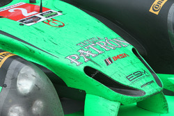 #2 ESM Racing Honda HPD Ligier JS P2: Scott Sharp, Ed Brown, Johannes van Overbeek, Pipo Derani detail