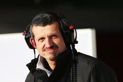 Гюнтер Штайнер, руководитель Haas F1 Team