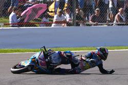 Alex Marquez, Marc VDS crash